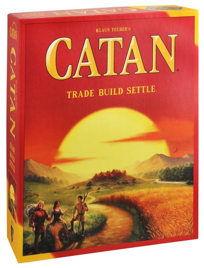 Catan Blues